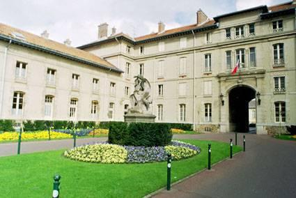 Groupe hospitalier Paul Guiraud  (Villejuif)
