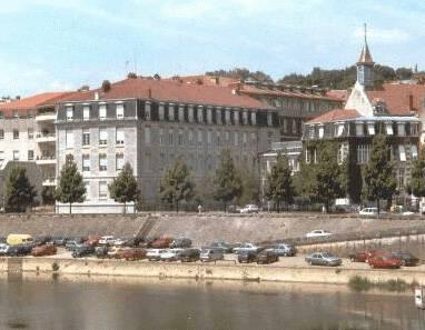 Centre de long séjour Bellevaux (Besançon)