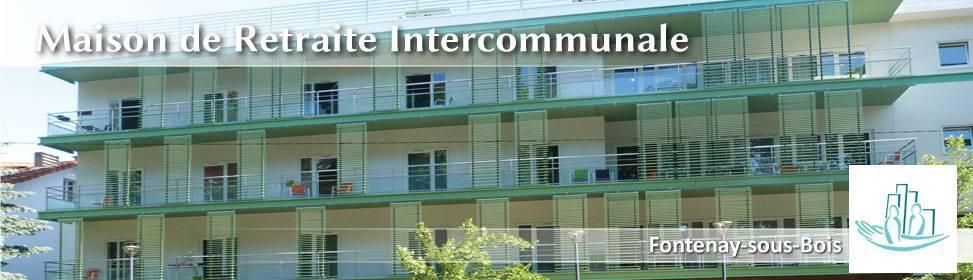 Maison de retraite intercommunale La Dame Blanche  ~ Hopital De Montreuil Sous Bois