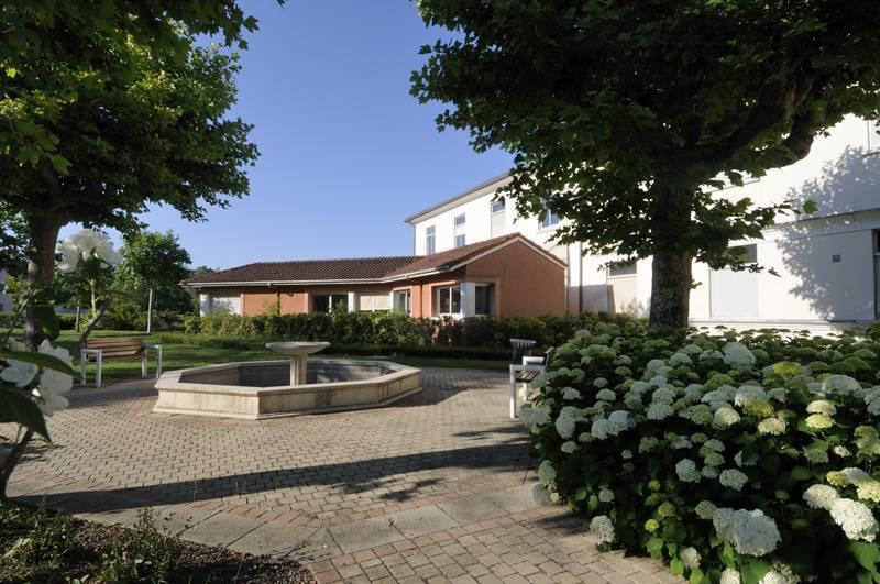 Hôpital Sainte Anne (Mont-de-Marsan)