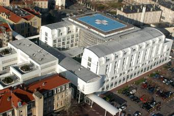 Hôpital Central  (NANCY)