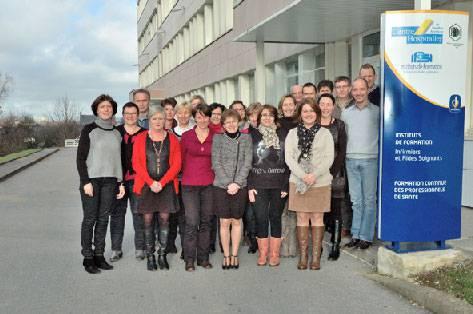 Institut de Formation en Soins Infirmiers et Institut de Formation Aides-Soignants