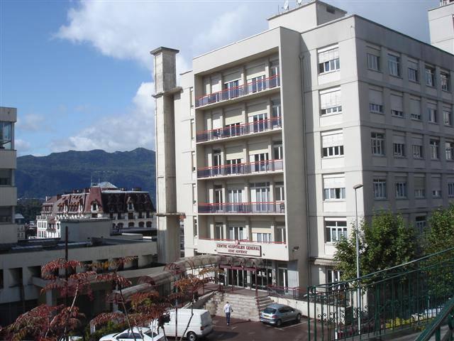 Centre hospitalier Métropole Savoie - Site Aix Reine Hortense