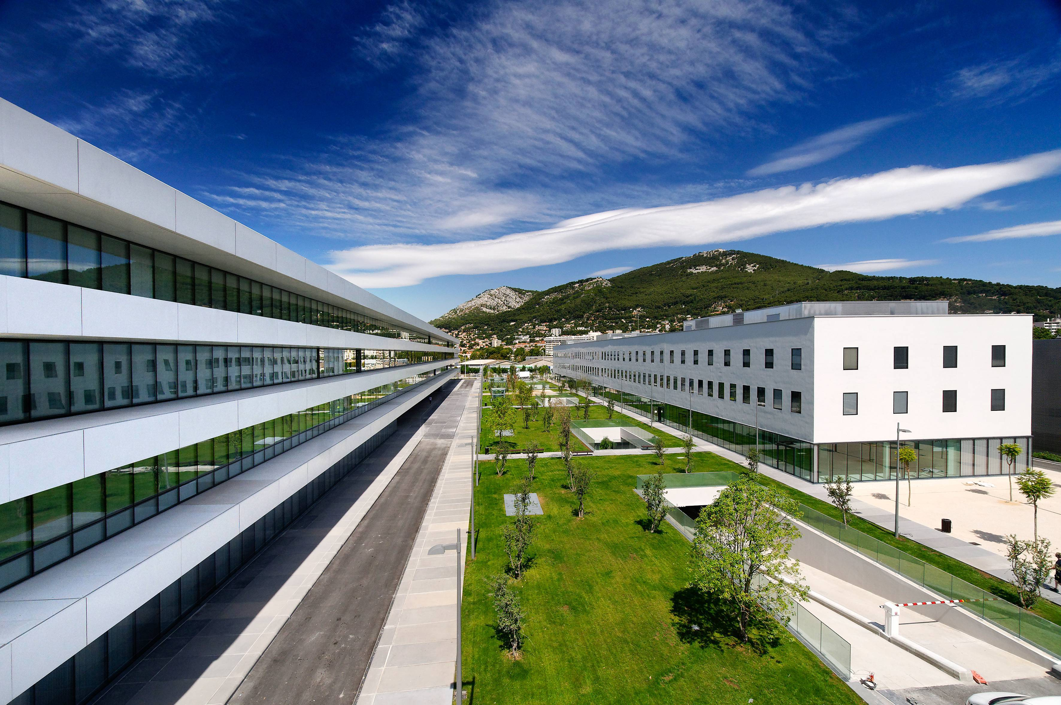 C.H.I.T.S. Hôpital Sainte Musse (Toulon)