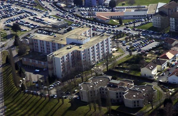 Hôpital Jean Rebeyrol (Limoges)