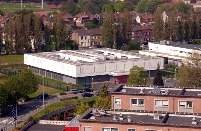 Hôpital Unité Hospitalière sécurisée Interrégionale (UHSI) (Lille)