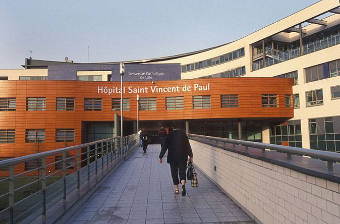 Hôpital Saint-Vincent de Paul (Lille)