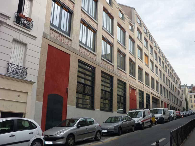 Maison blanche xixe secteurs 75g25 75g26 paris for Adresse maison blanche