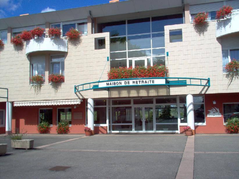 MAISON DE RETRAITE HOSPITALOR LES SAULES