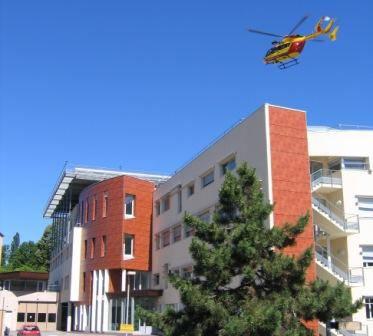 Centre hospitalier  (Lons-le-Saunier)