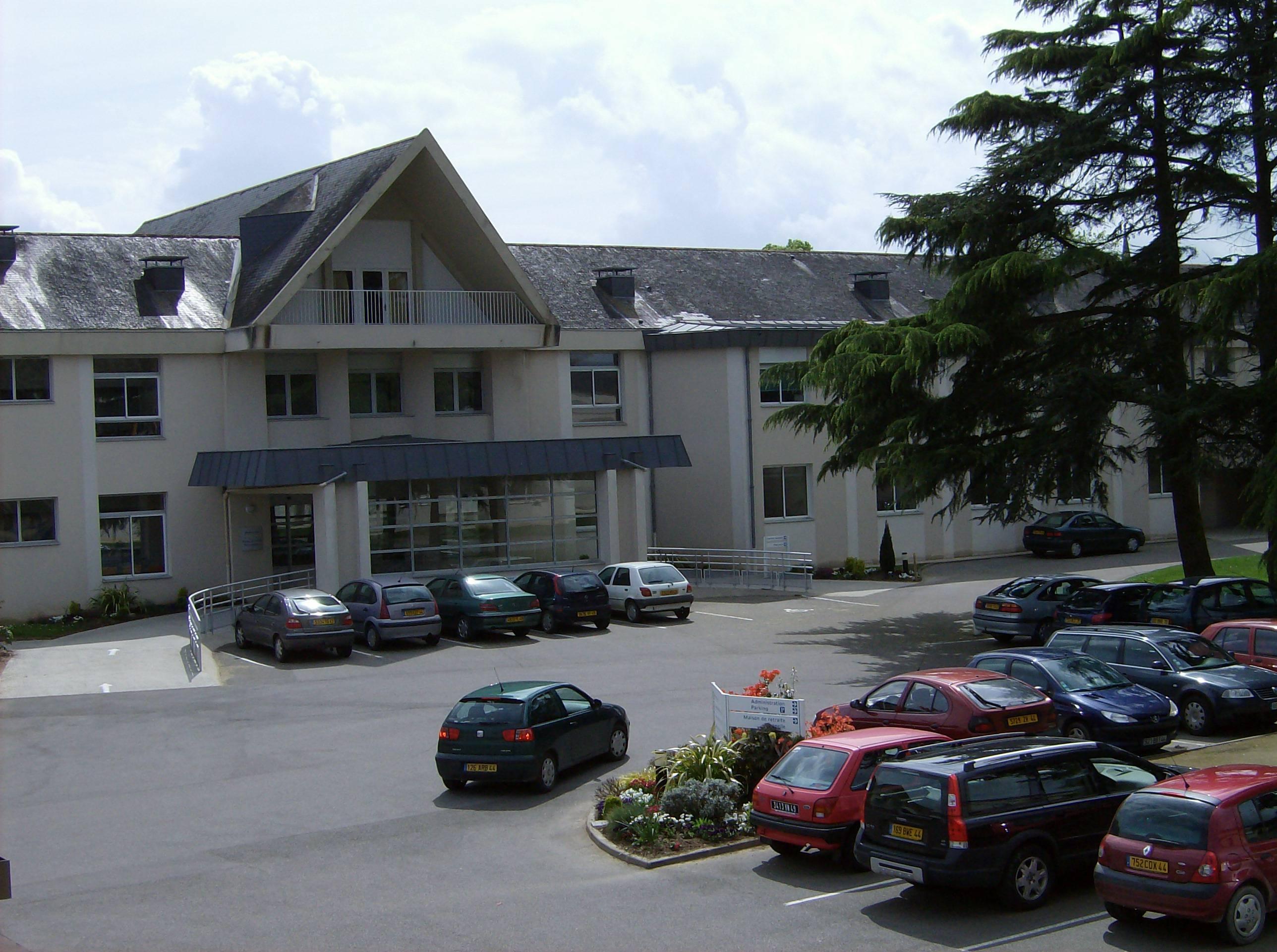 CENTRE HOSPITALIER CHATEAUBRIANT NOZAY POUANCE Site de Pouancé (Pouancé)
