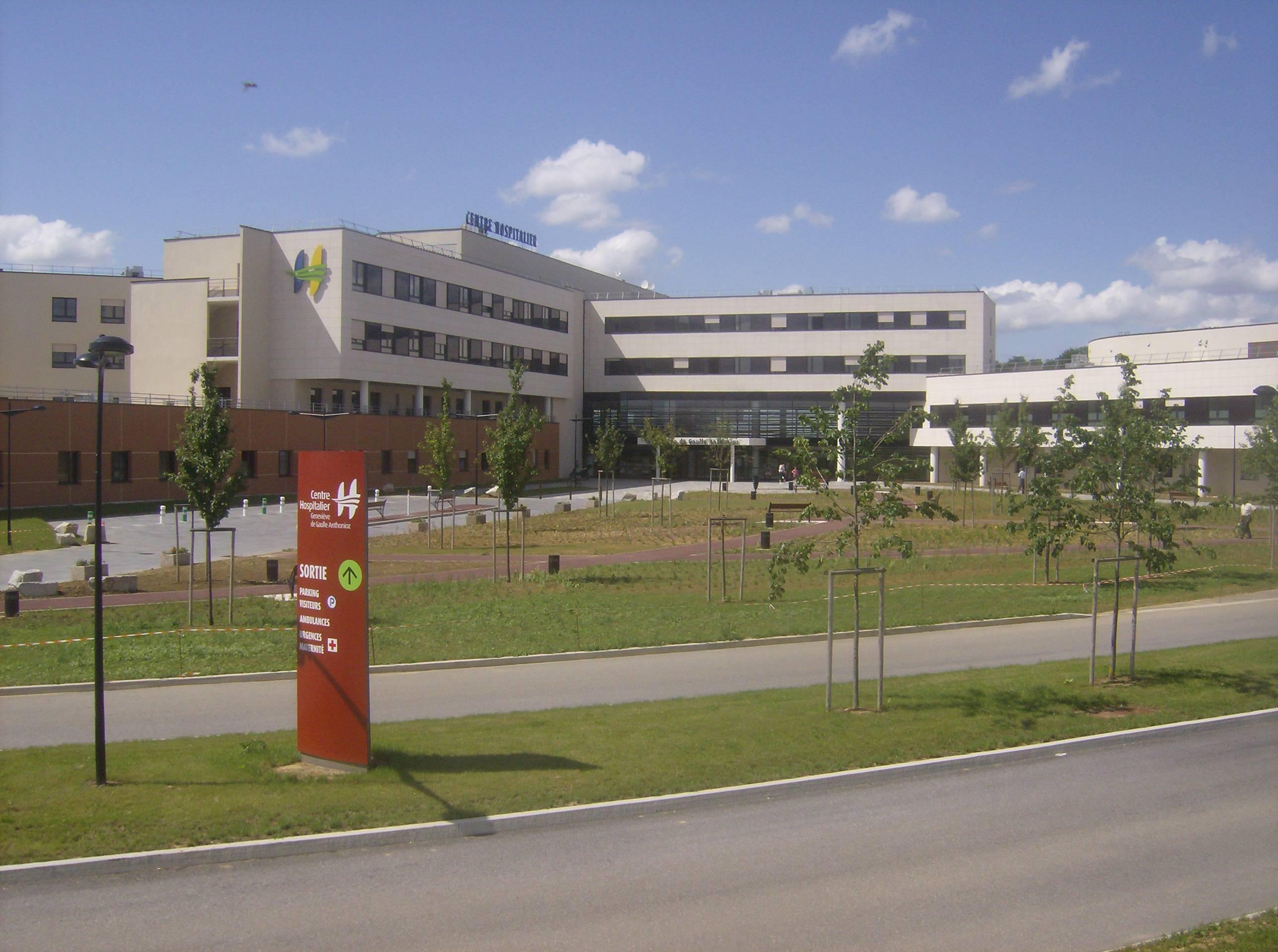 Centre hospitalier Saint Dizier (Saint-Dizier)