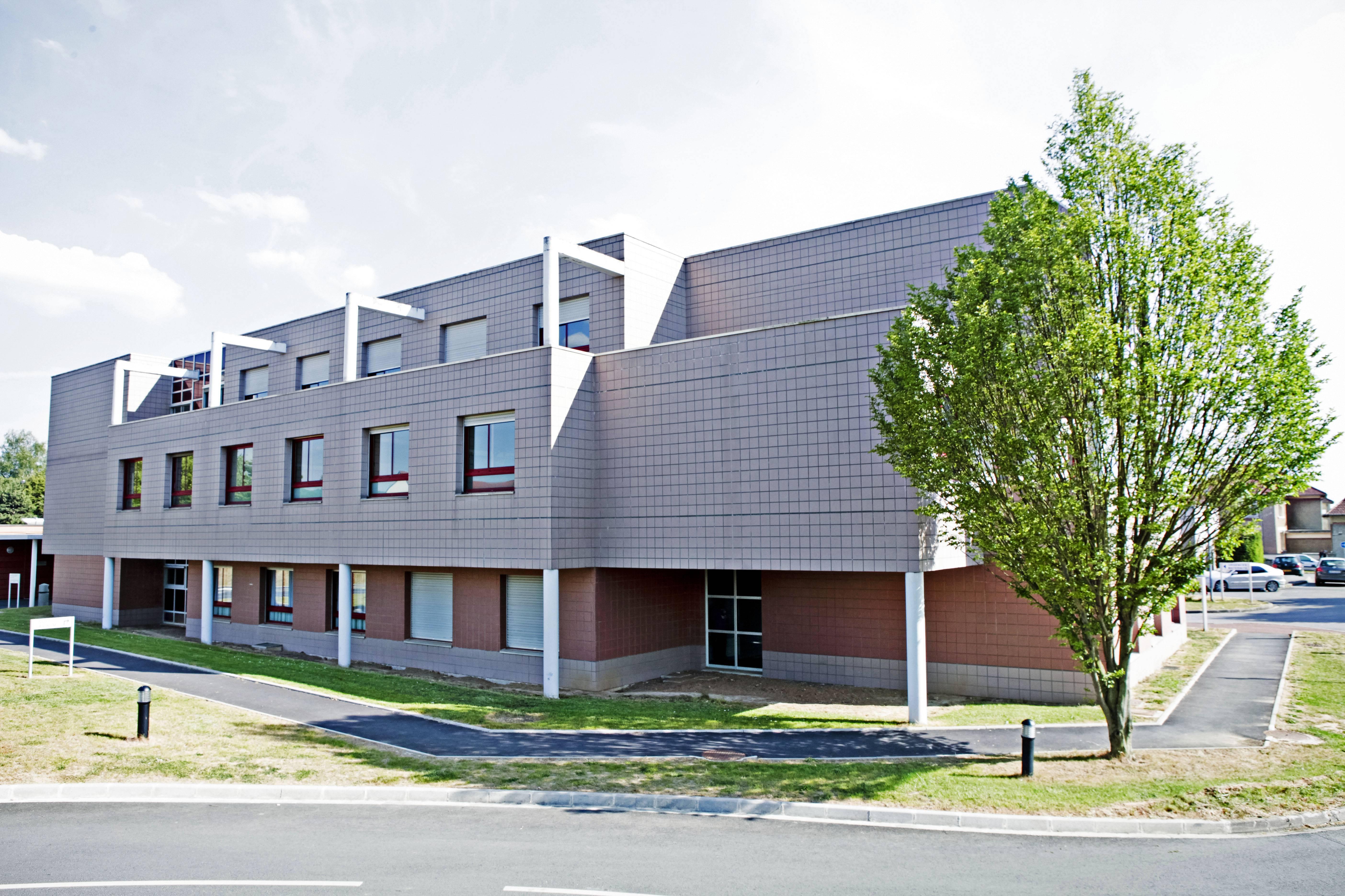 Centre Hospitalier Compiègne-Noyon  (Noyon)