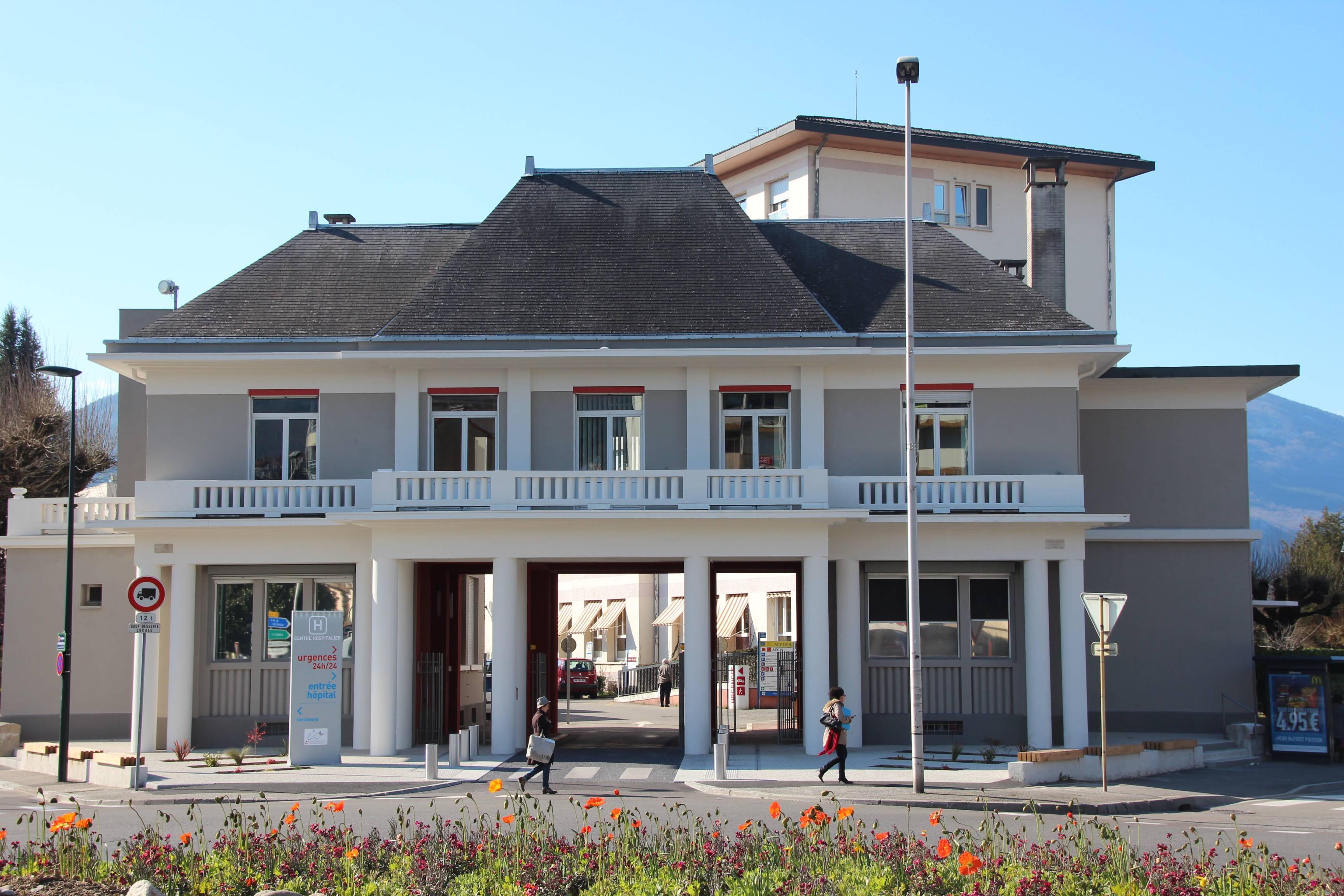 Centre hospitalier Métropole Savoie - Site Aix Grand Port
