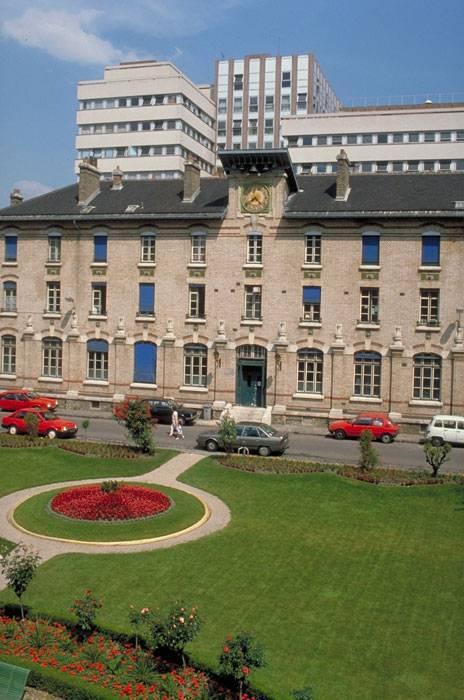Hôpital Armand Trousseau