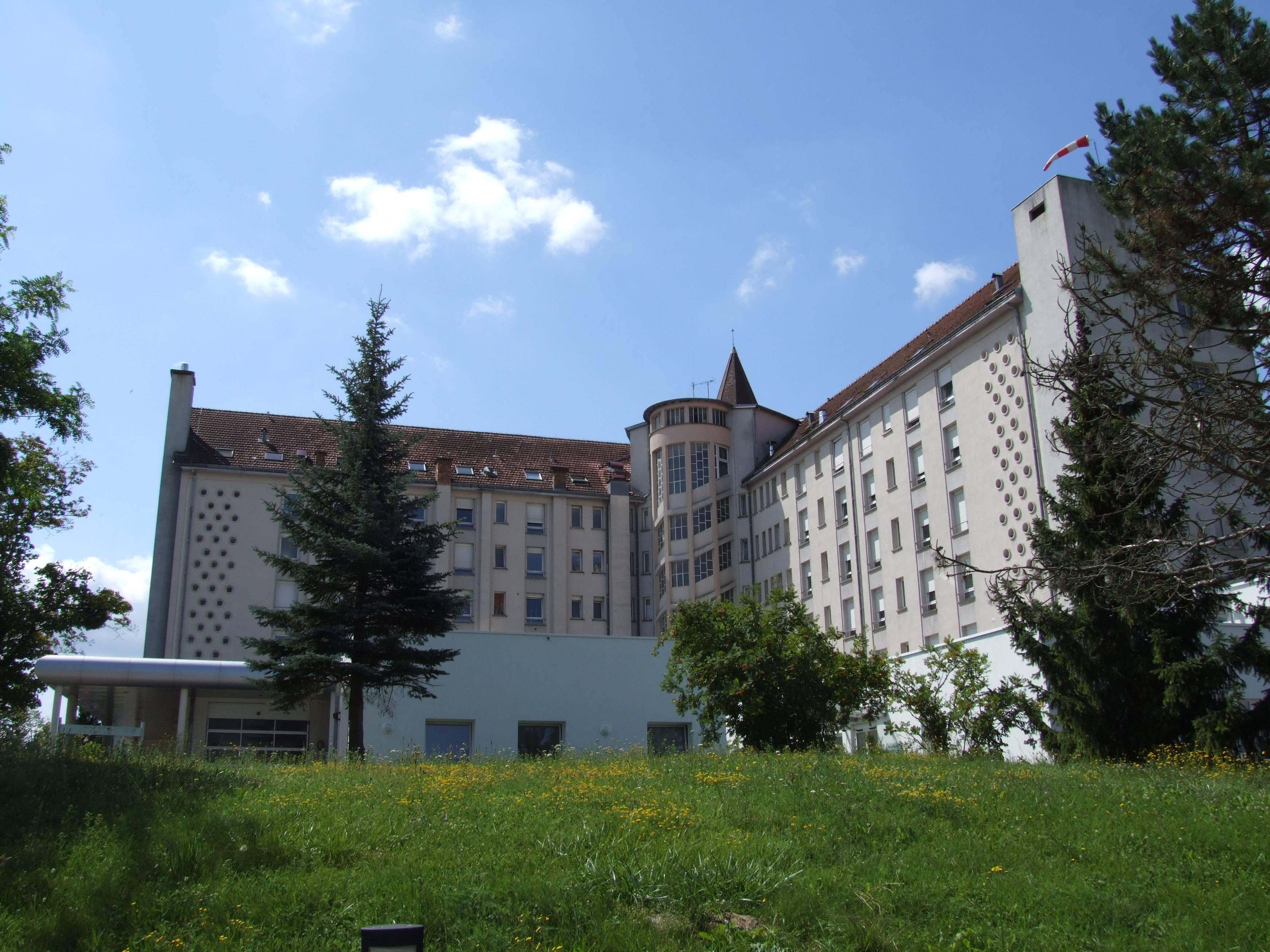 Site Hospitalier de Vittel