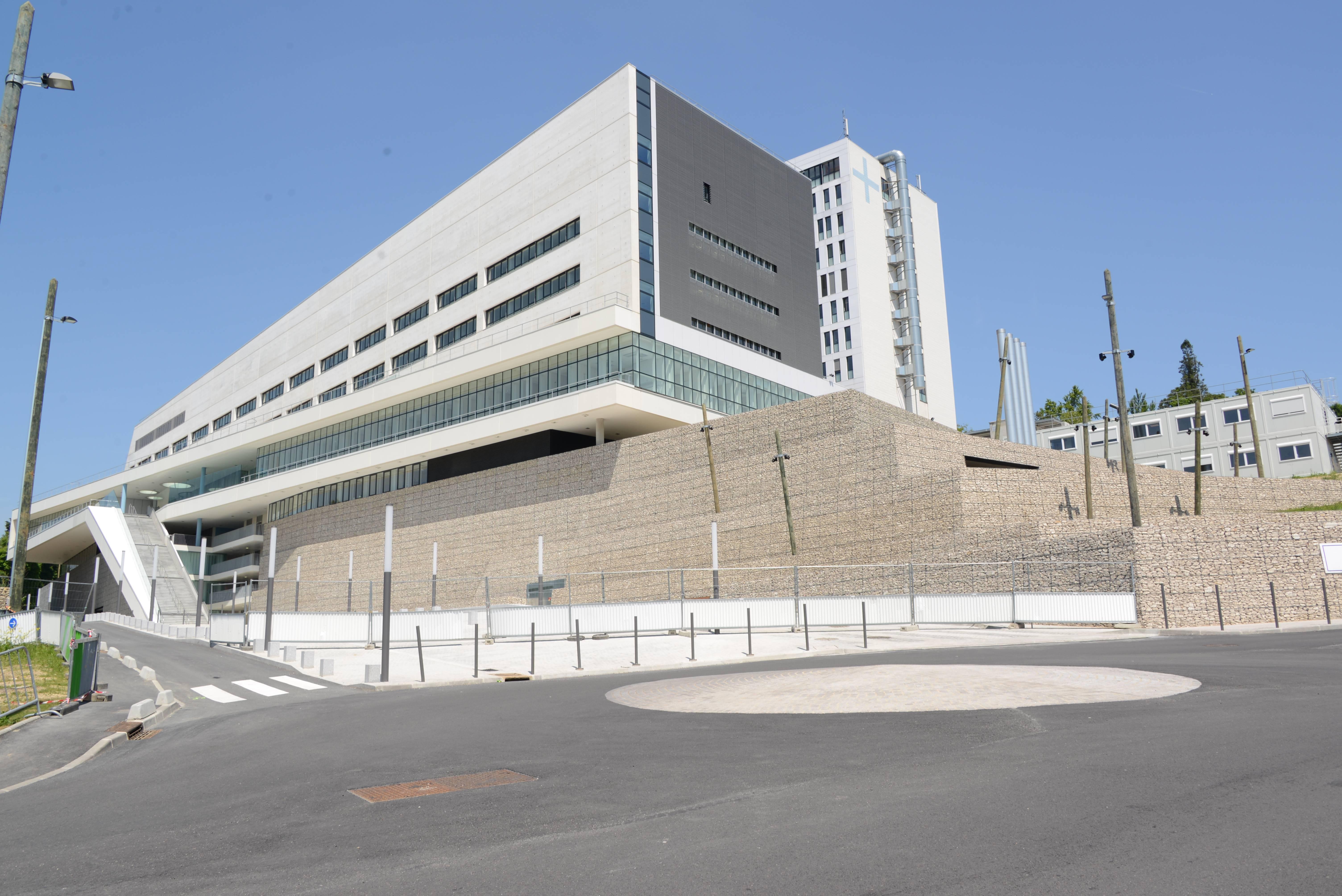 Centre hospitalier Intercommunal Lucie & Raymond Aubrac