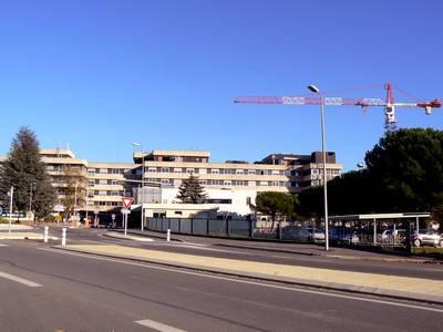 Groupement Hospitalier Portes de Provence  (MONTELIMAR)
