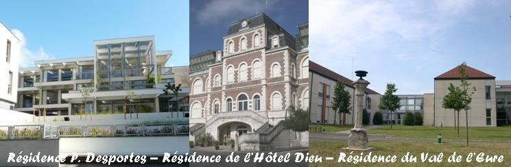 Hôtel Dieu / Résidence du Val de l'Eure
