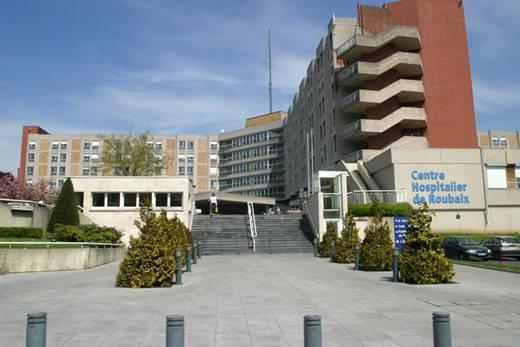 Centre Hospitalier  (Roubaix)
