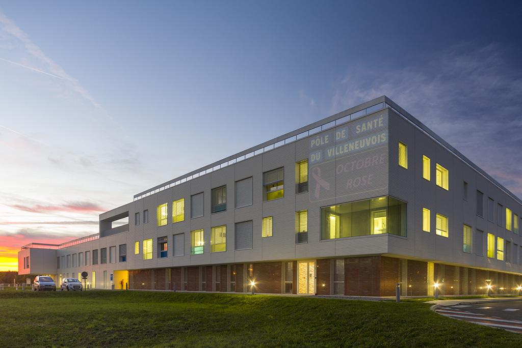 Centre hospitalier Saint Cyr (Villeneuve-sur-Lot)