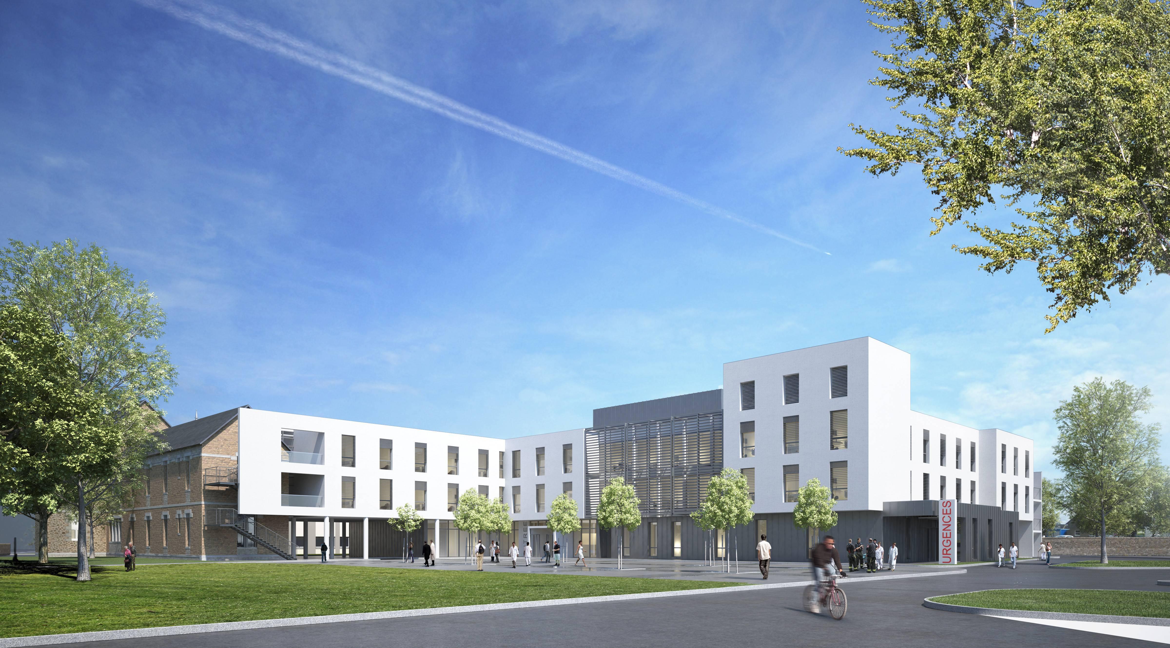 CENTRE HOSPITALIER  (Saint-Hilaire-du-Harcouet)