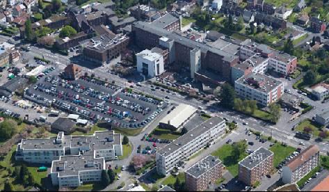 Centre hospitalier de Sambre - Avesnois (Maubeuge)