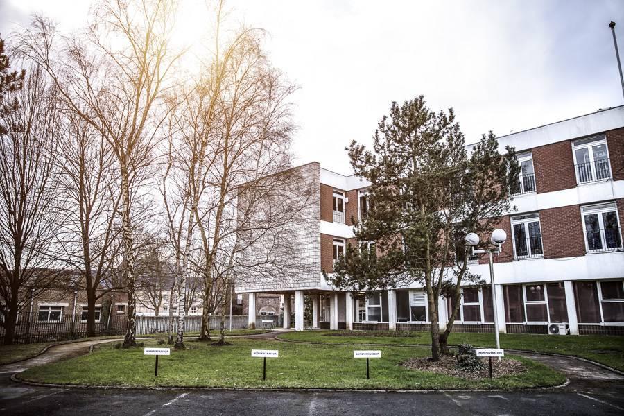 CENTRE HOSPITALIER  (Aire-sur-la-Lys)