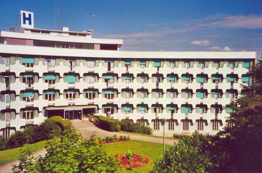 Centre Hospitalier du Val de Saône Pierre Vitter (Gray)