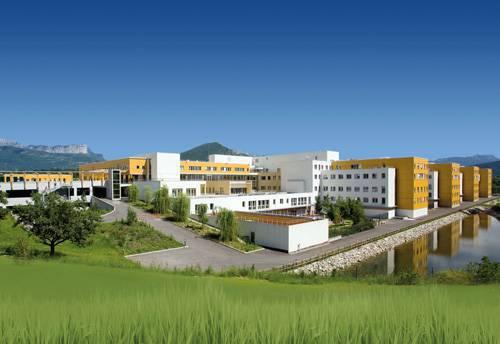 Centre Hospitalier Annecy Genevois (site Annecy et site St Julien en Genevois) (Pringy)