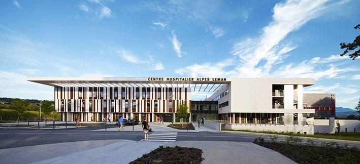 Centre hospitalier Alpes Léman (Contamine-sur-Avre)