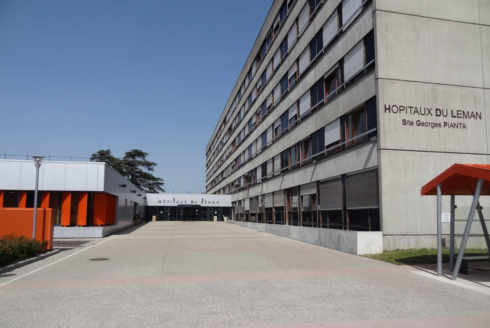 Centre hospitalier Intercommunal Les Hôpitaux du Léman (Thonon-les-Bains)
