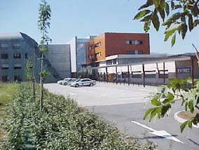 Centre hospitalier intercommunal du val d'Ariege (Foix)