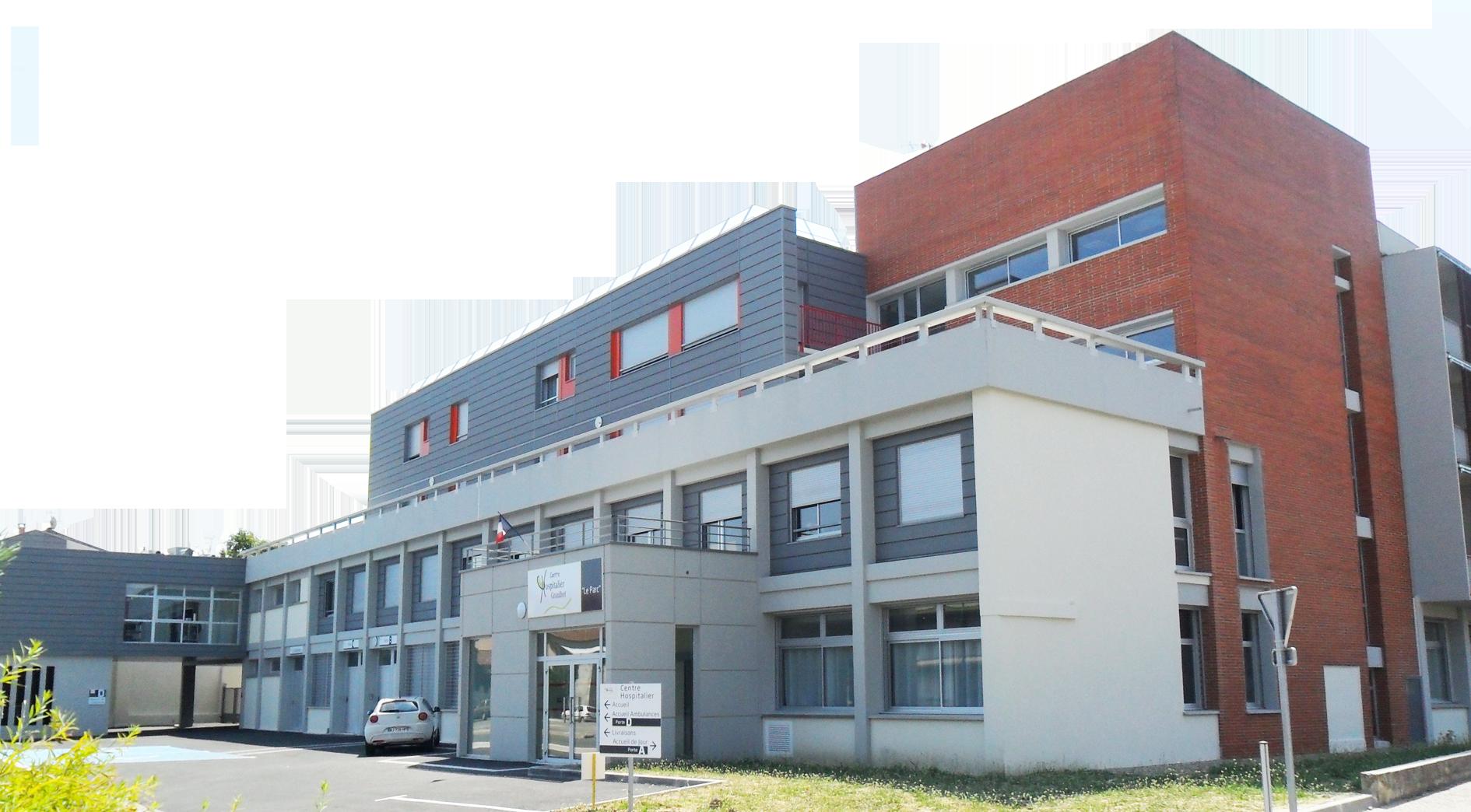 Centre Hospitalier  (Graulhet)