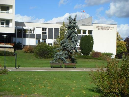 Centre hospitalier  (Tonnerre)