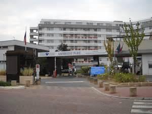 AP-HP Hôpital Ambroise Paré (Boulogne-Billancourt)
