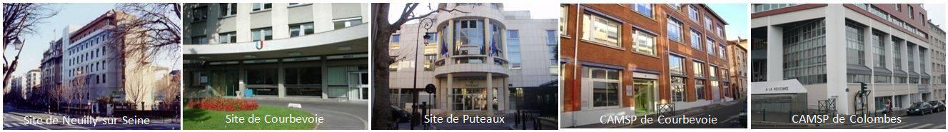Centre Hospitalier de Courbevoie - Neuilly - Puteaux (Neuilly-sur-Seine)