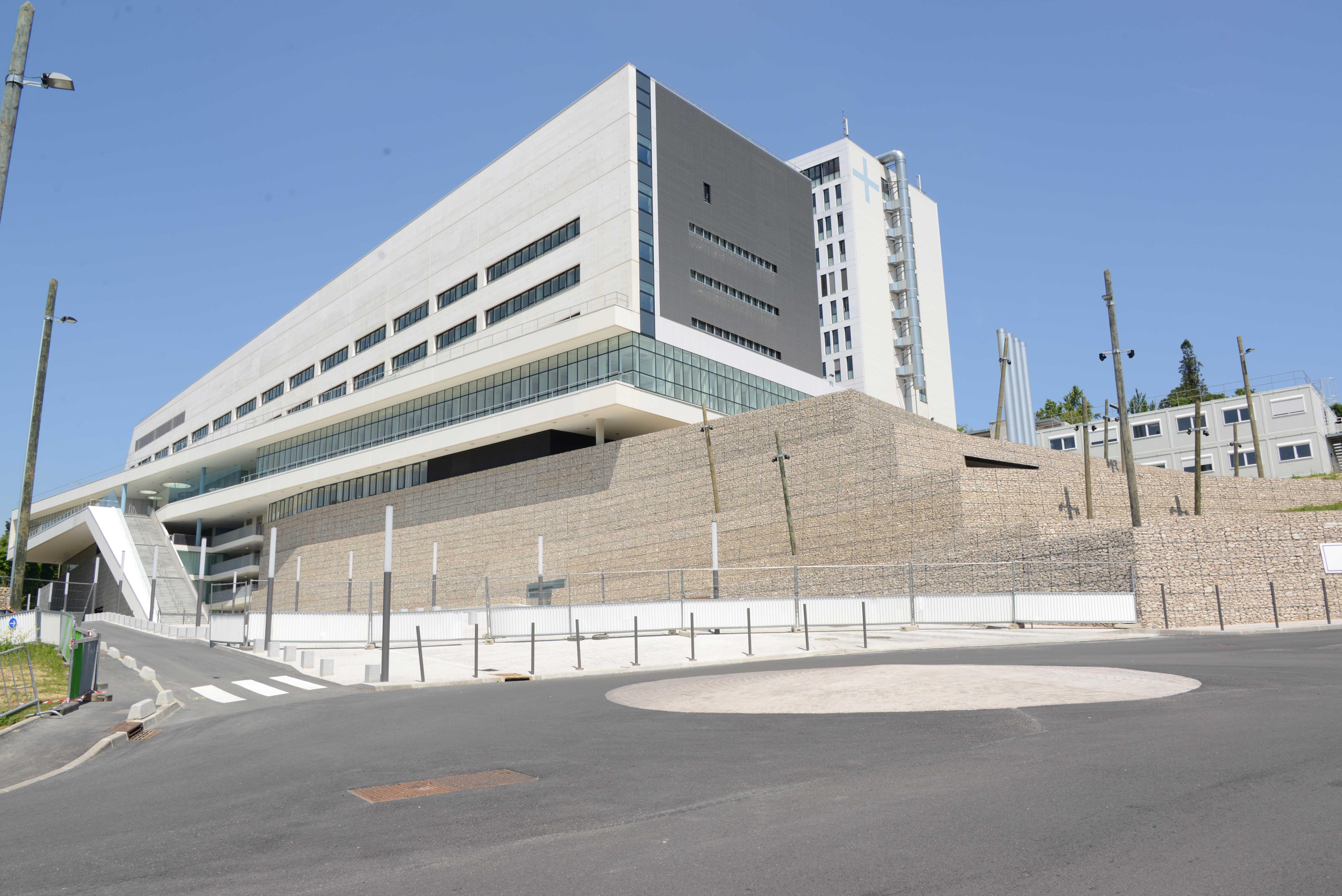 Centre hospitalier intercommunal Lucie & Raymond Aubrac  (Villeneuve-Saint-Georges)