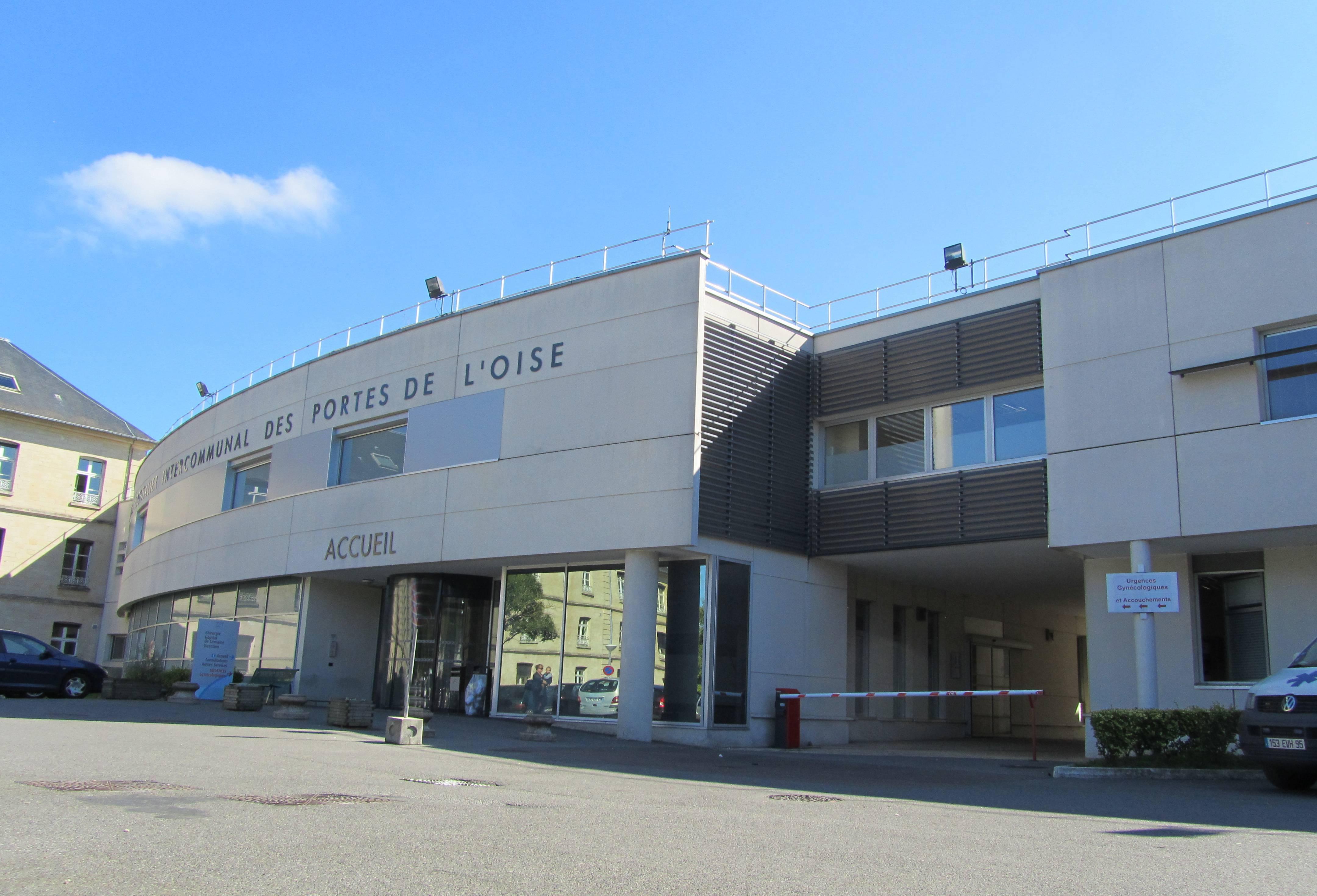 Groupe Hospitalier Carnelle Portes de l'Oise GHCPO (Beaumont-sur-Oise)