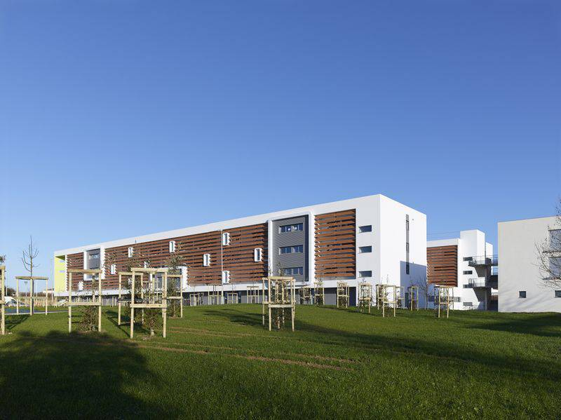 Centre Hospitalier Intercommunal Centre Hospitalier Intercommunal du Pays de COGNAC (Cognac)