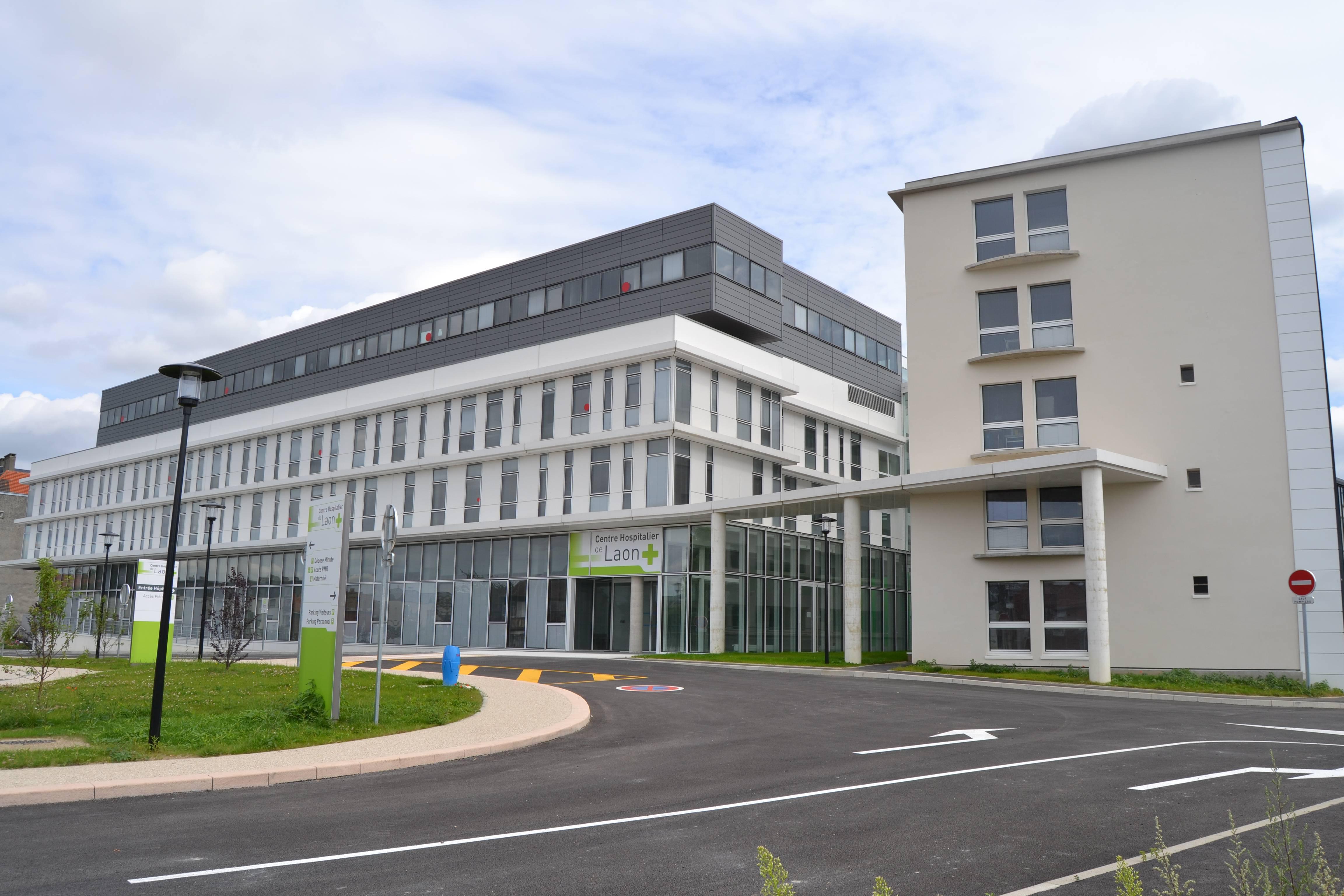 Centre hospitalier  (Laon)