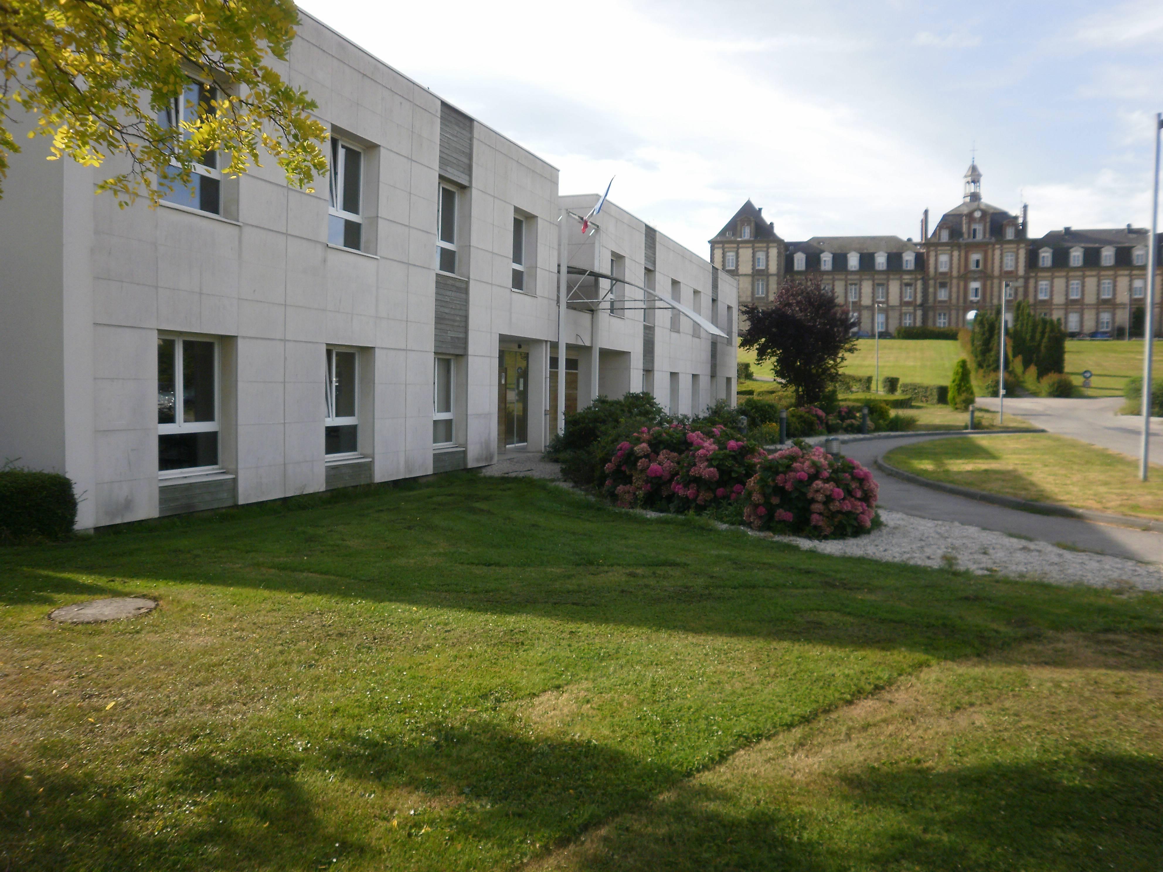 Centre Hospitalier de la Risle (Pont-Audemer)