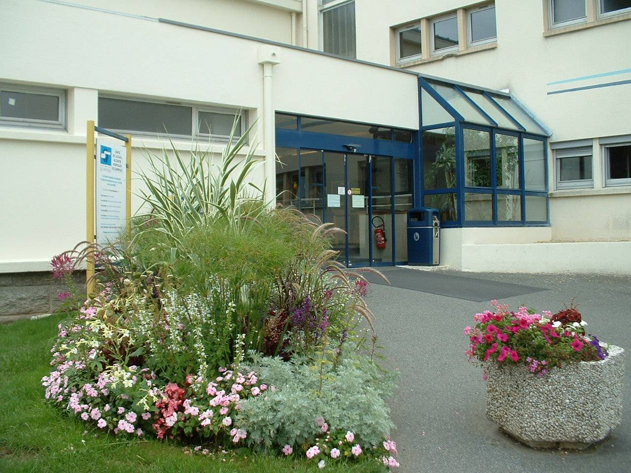 Centre hospitalier  (Quimperlé)