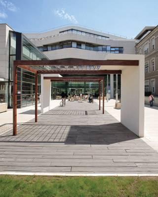 CHRU Centre Hospitalier Régional et Universitaire de Tours (Tours)