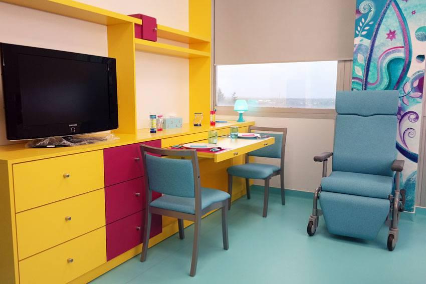 Ouverture d 39 une chambre de r pit l 39 h pital d 39 enfants f d rati - Architecture pour enfants ...