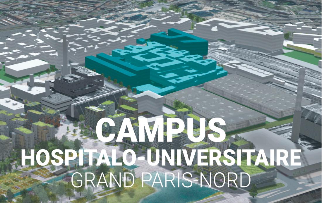 Toute l'actualité du nouvel hôpital universitaire Grand Paris-Nord de Saint- Ouen – Fédération Hospitalière de France (FHF)