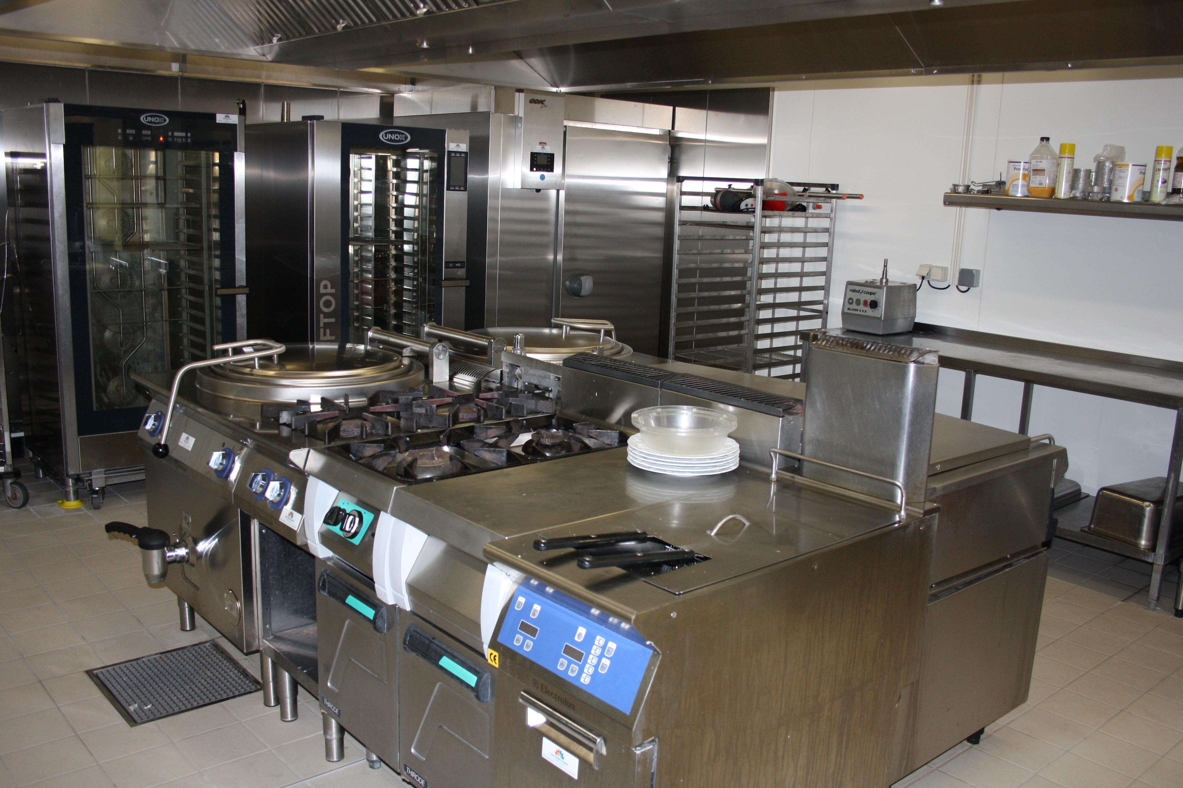 Nouvelle cuisine centrale f d ration hospitali re de for Cuisine centrale