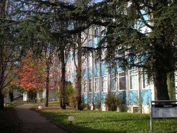 Photo de Centre Hospitalier de Saint Palais