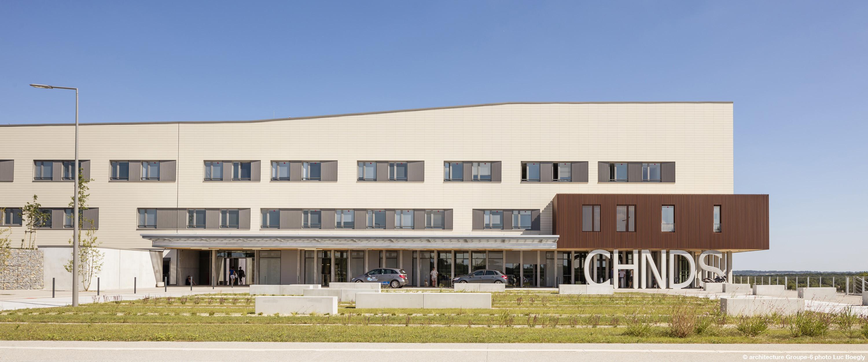 Photo de Centre Hospitalier Nord Deux-Sèvres