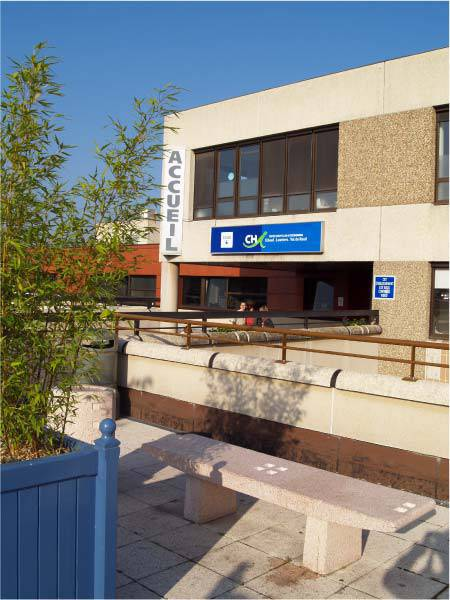 Photo de Centre Hospitalier Intercommunal Elbeuf-Louviers/Val de Reuil